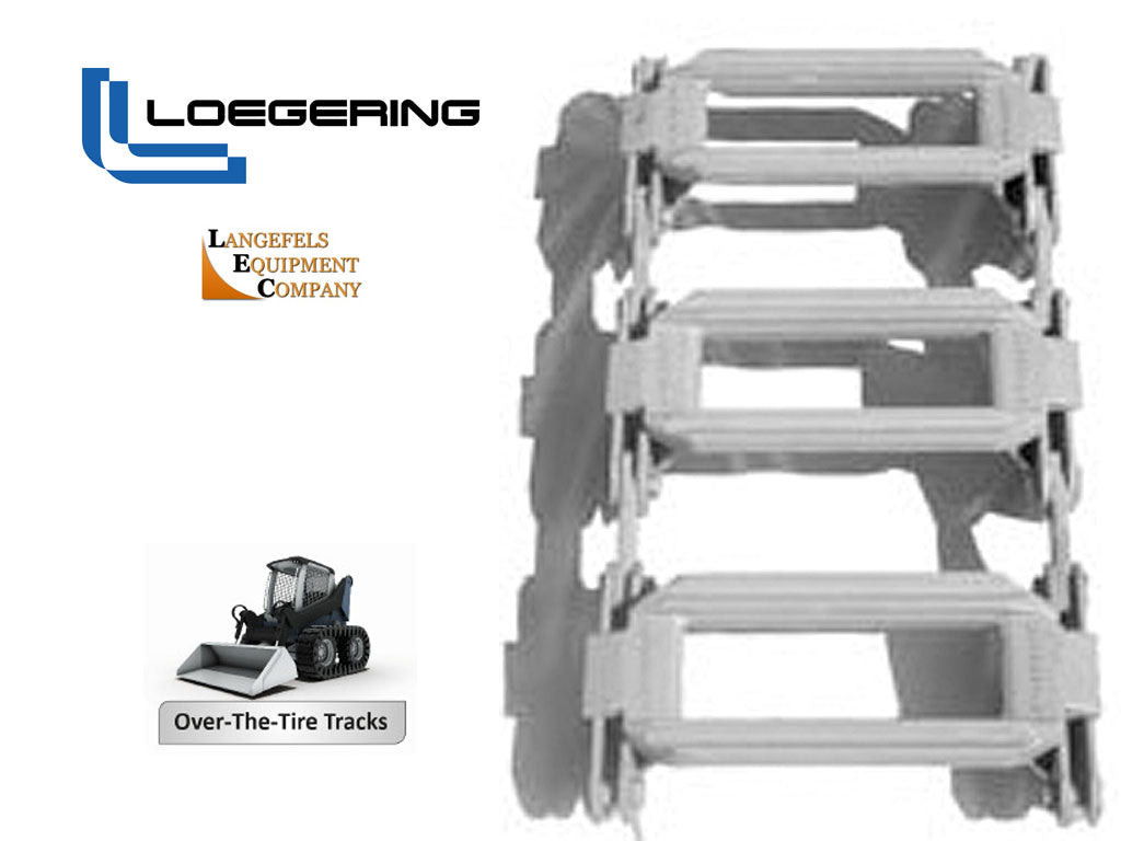 LOEGERING STEEL TRACKS, Z-SERIES, (SSL)