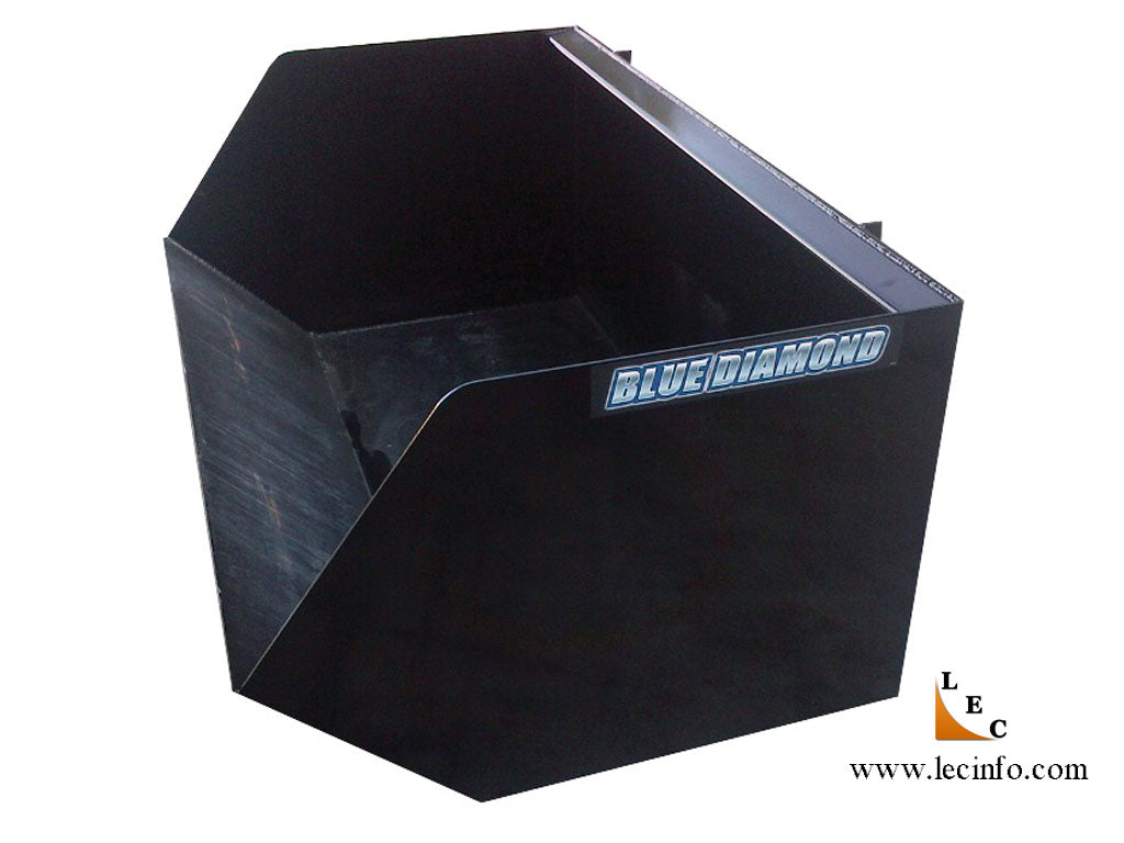 BLUE DIAMOND DUMPSTER BUCKET (SSL)(CTL)