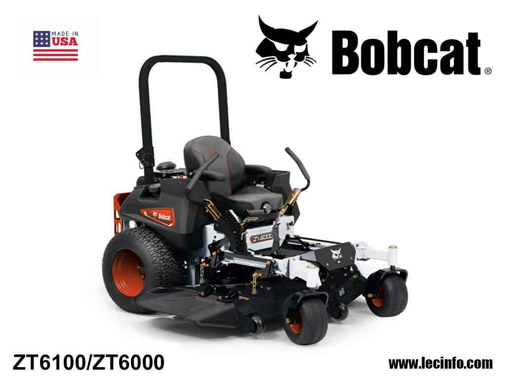 BOBCAT ZT6000 Zero Turn Mower