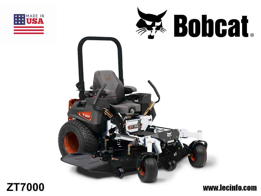 BOBCAT ZT7000 Zero Turn Mower