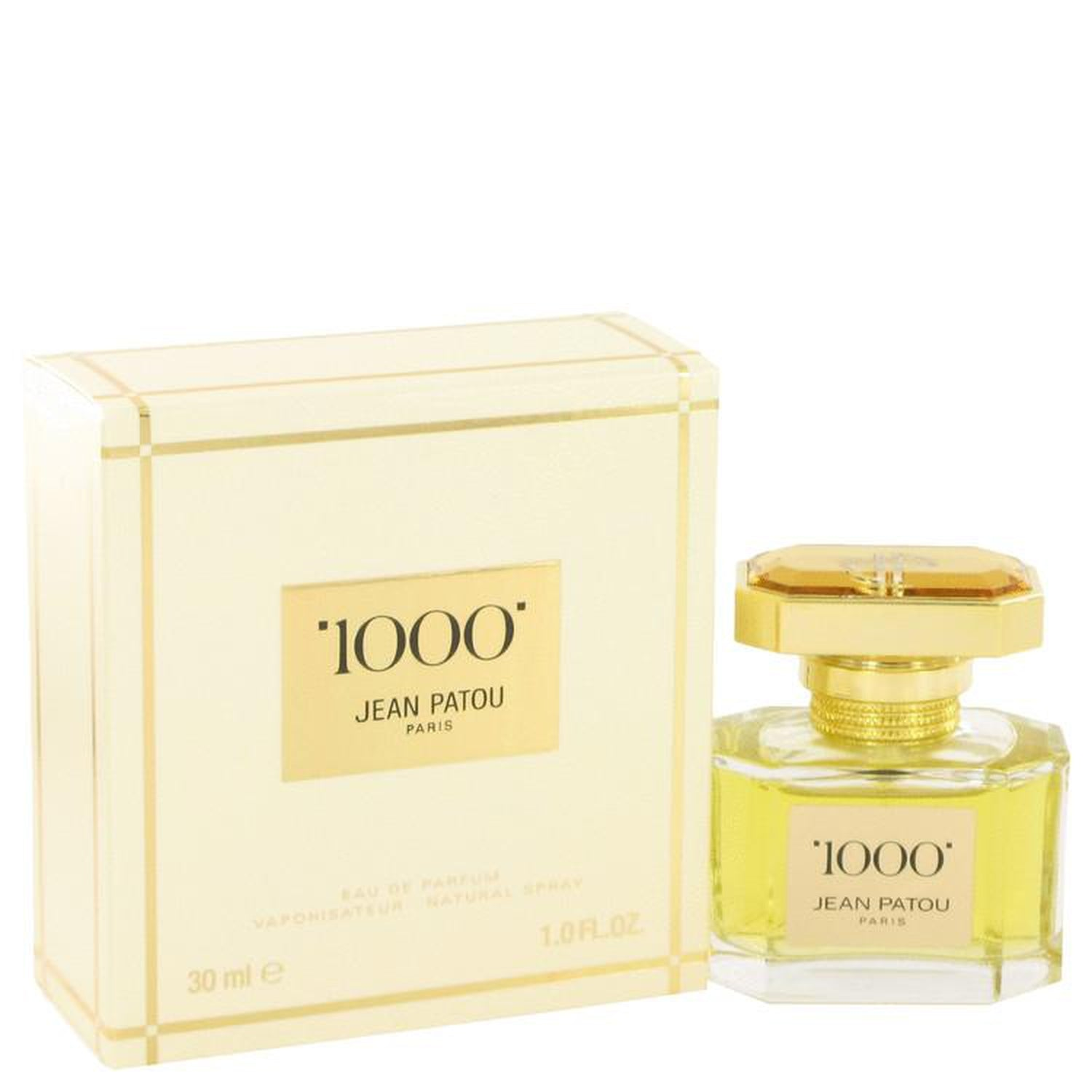 1000 Eau De Parfum Spray By Jean Patou 1 oz Eau De Parfum Spray