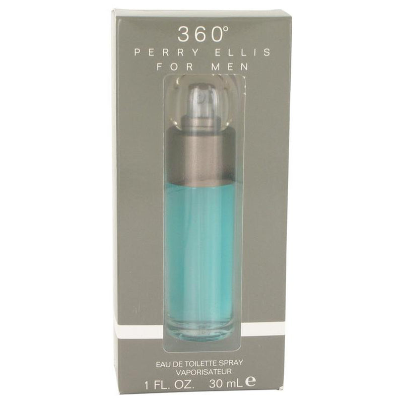 perry ellis 360 by Perry Ellis Eau De Toilette Spray 1 oz