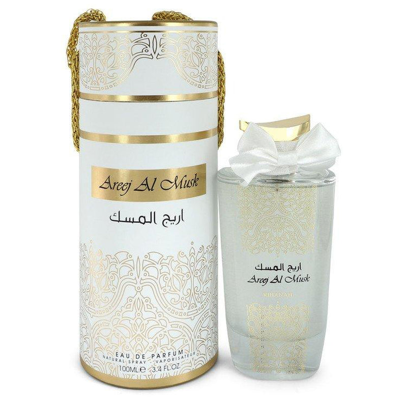 Areej Al Musk by Ajmal Eau De Parfum Spray 3.4 oz - World Super Store