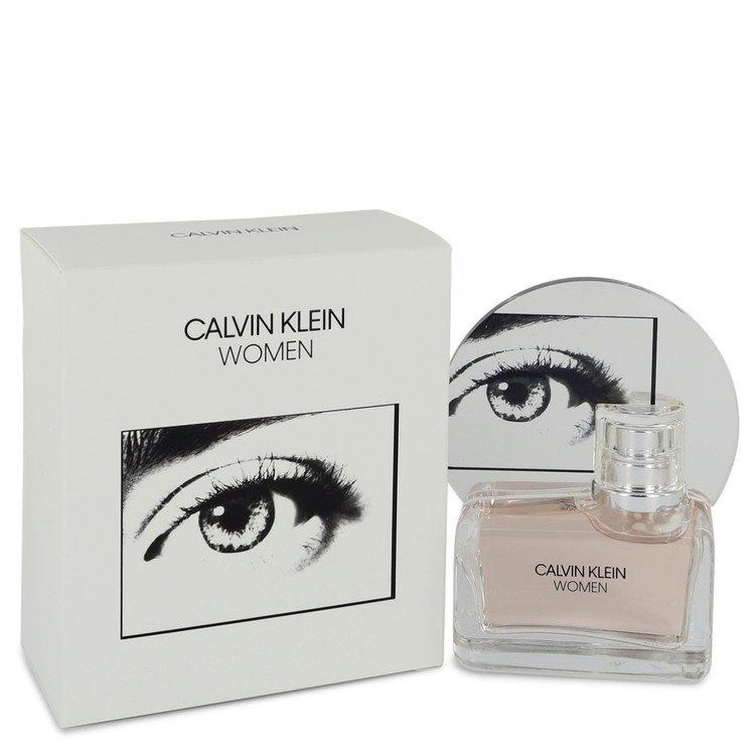 Calvin Klein Woman by Calvin Klein Eau De Parfum Spray 1.7 oz