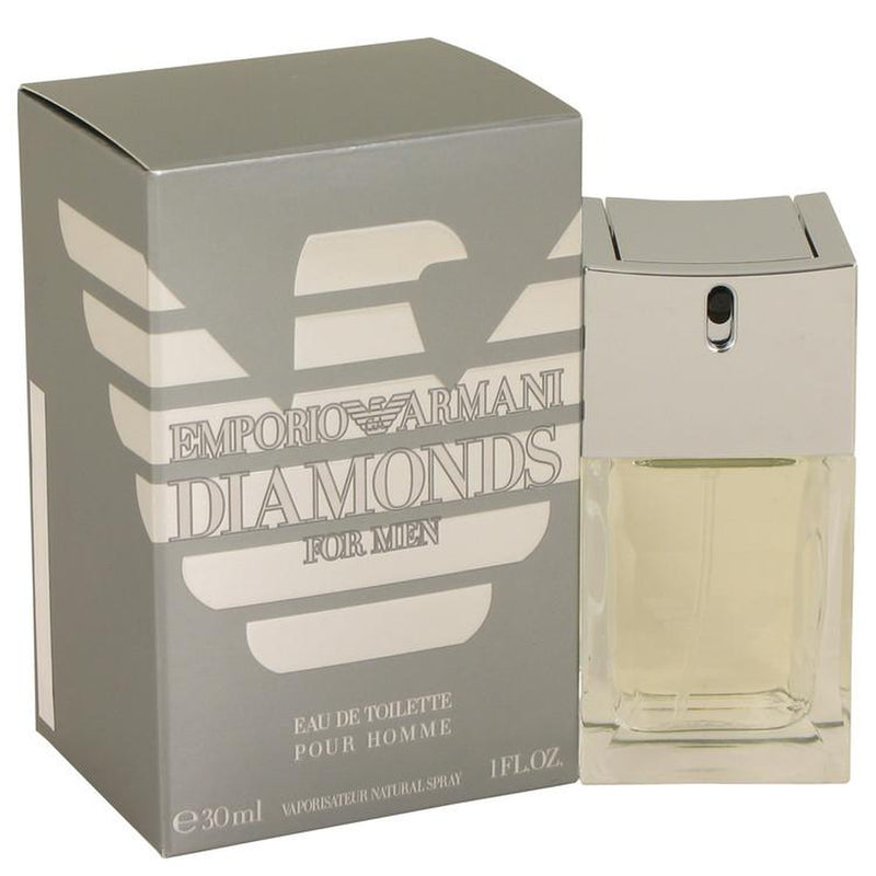Emporio Armani Diamonds by Giorgio Armani Eau De Toilette Spray 1 oz