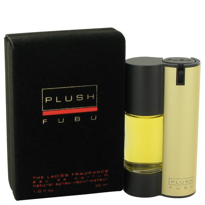 FUBU Plush by Fubu Eau De Parfum Spray 1 oz