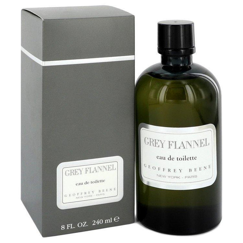 GREY FLANNEL by Geoffrey Beene Eau De Toilette 8 oz