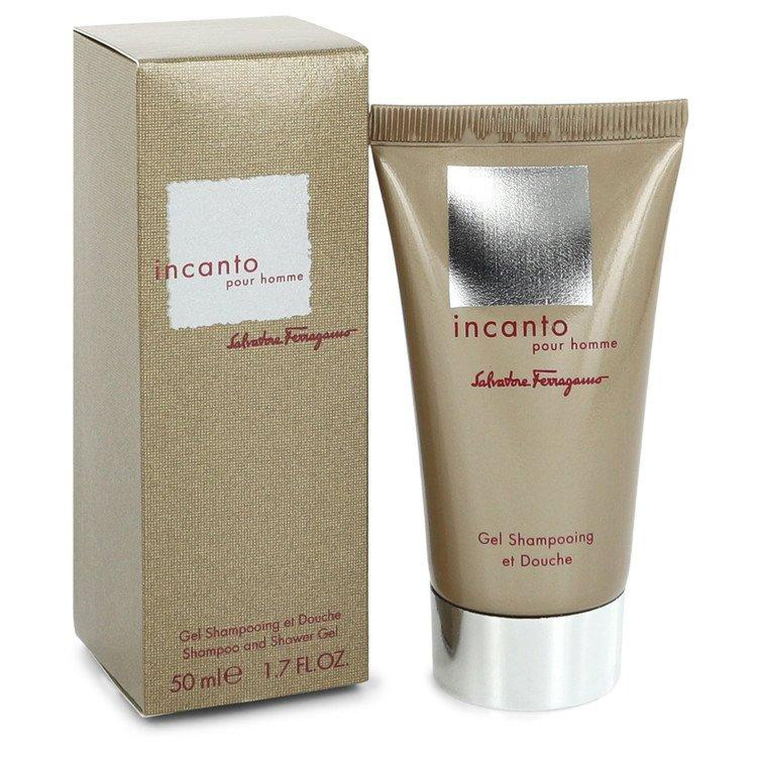 Incanto Shower Gel By Salvatore Ferragamo 1.7 oz Shower Gel