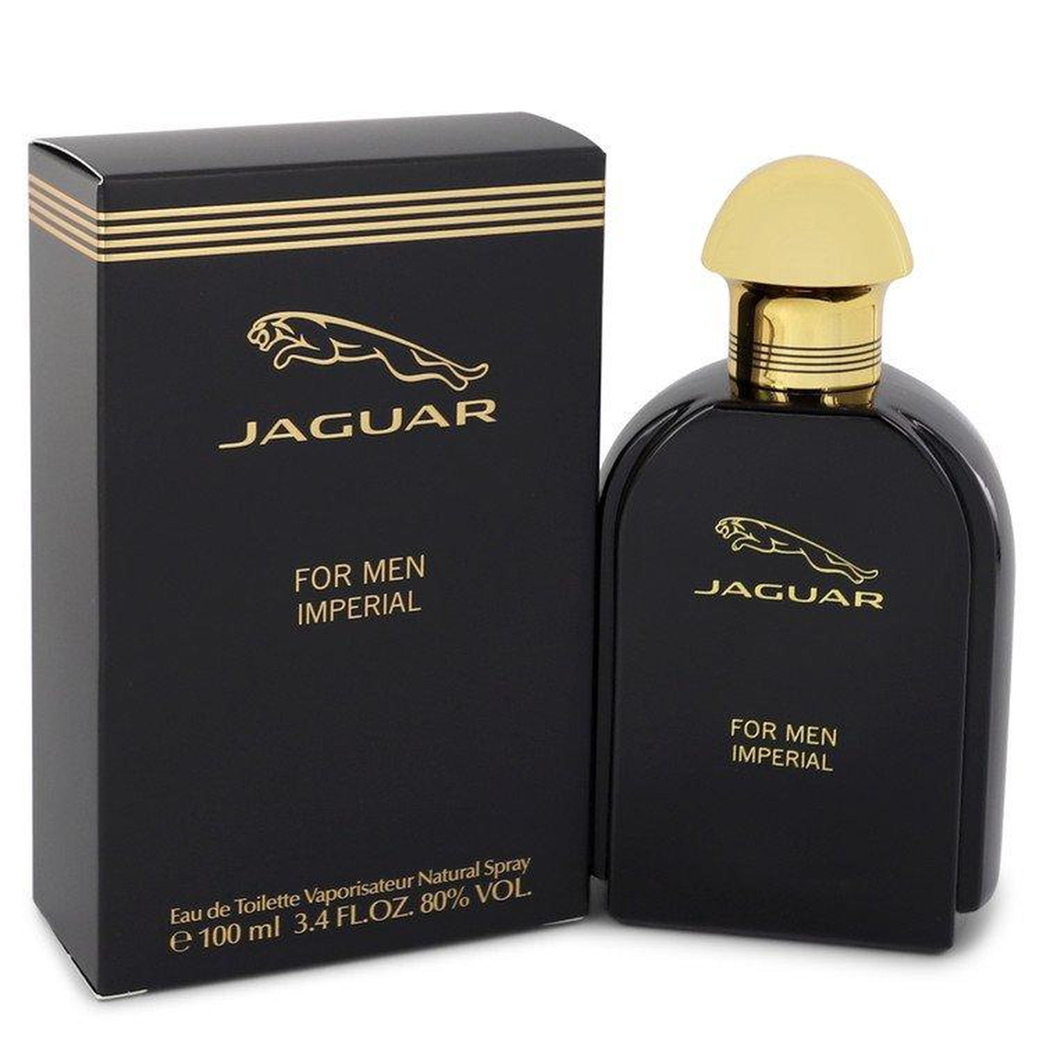 Jaguar Imperial by Jaguar Eau De Toilette Spray 3.4 oz