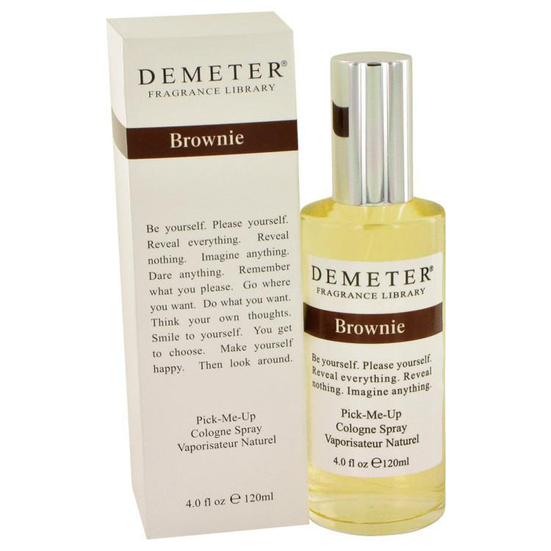 Demeter Brownie by Demeter Cologne Spray 4 oz