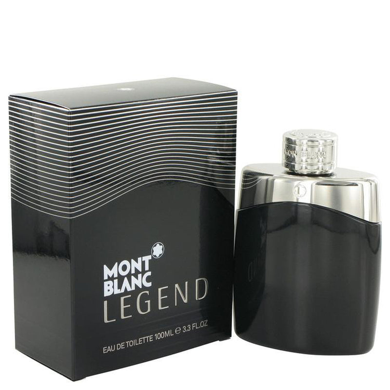 MontBlanc Legend by Mont Blanc Eau De Toilette Spray 3.4 oz