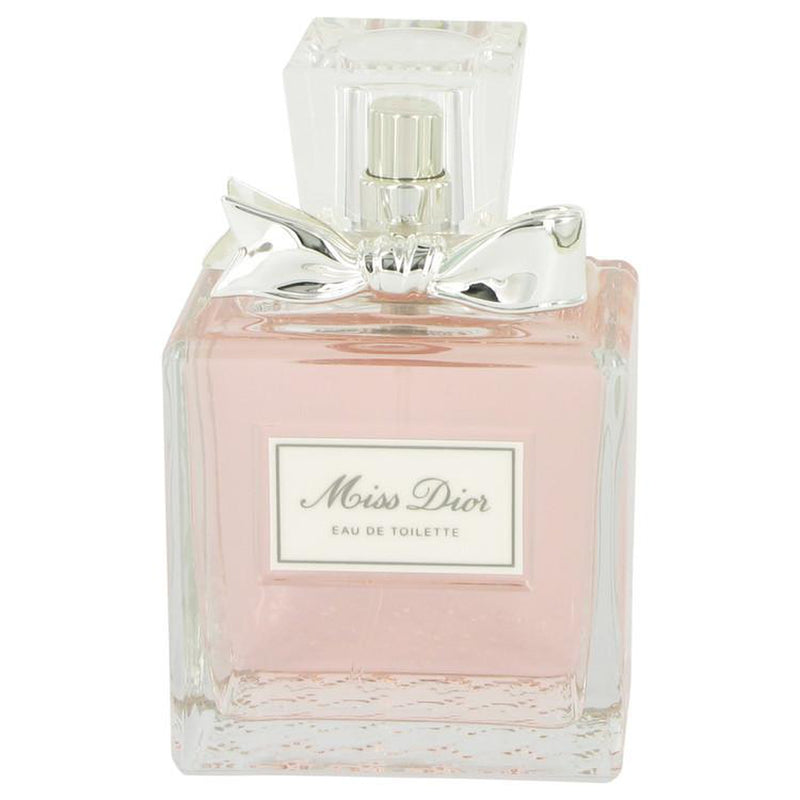 Miss Dior (Miss Dior Cherie) by Christian Dior Eau De Toilette Spray (New Packaging Tester) 3.4 oz