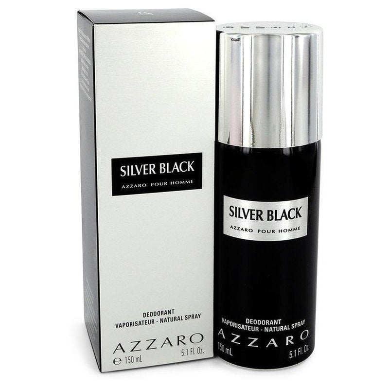 Silver Black by Azzaro Deodorant Spray 5.1 oz