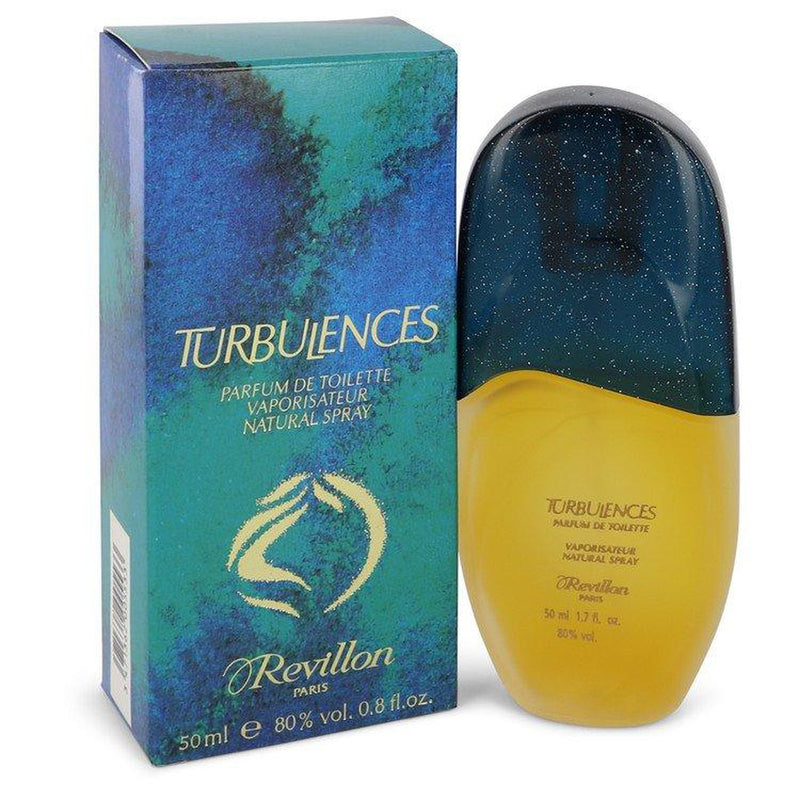 Turbulences by Revillon Parfum De Toilette Spray 1.7 oz
