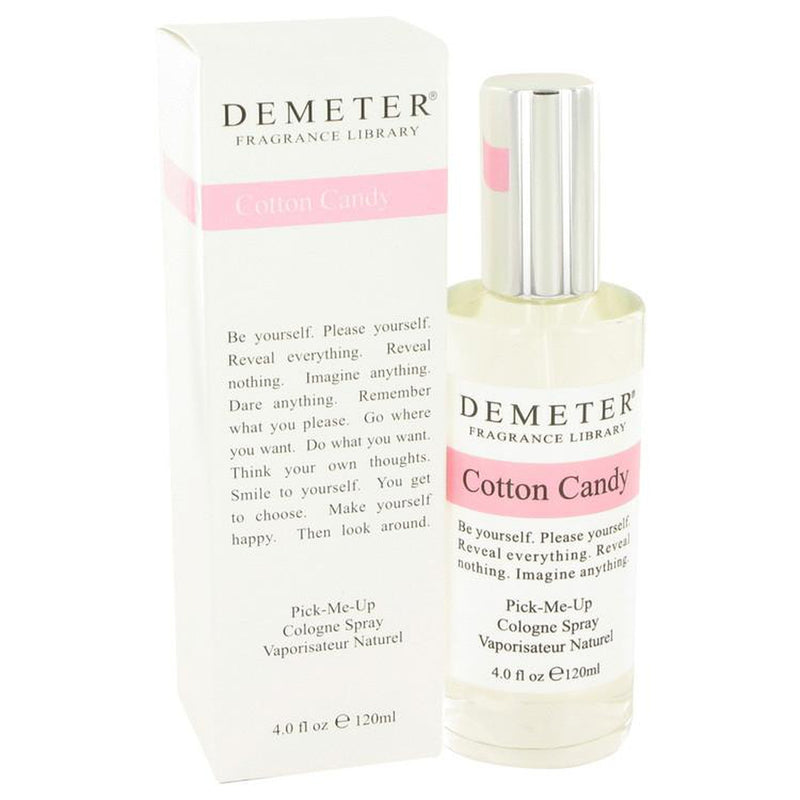 Demeter Cotton Candy by Demeter Cologne Spray 4 oz