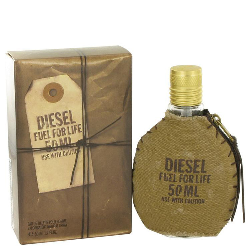 Fuel For Life by Diesel Eau De Toilette Spray 1.7 oz