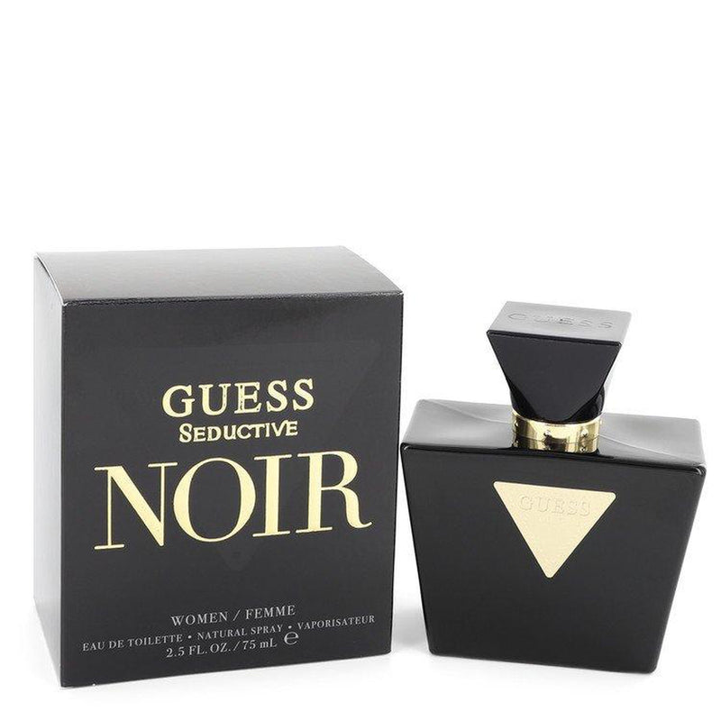 Guess Seductive Noir by Guess Eau De Toilette Spray 2.5 oz