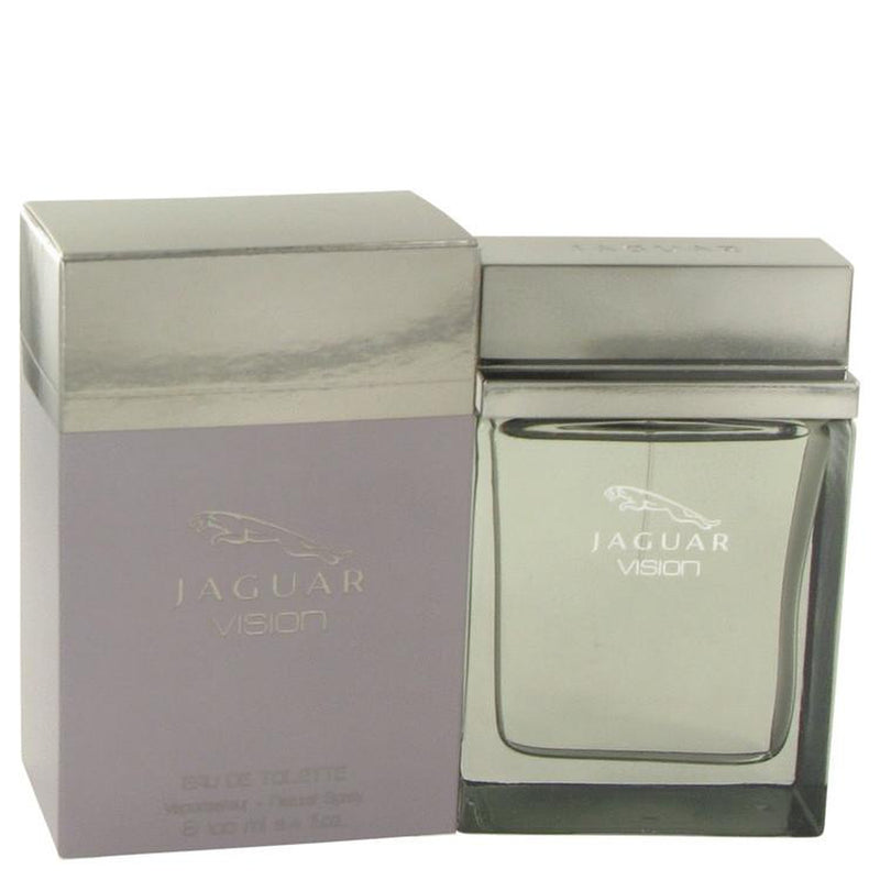 Jaguar Vision by Jaguar Eau De Toilette Spray 3.4 oz