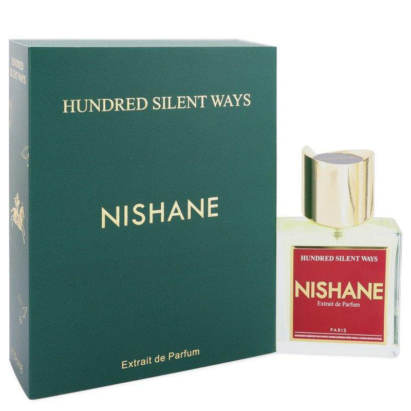 Hundred Silent Ways by Nishane Eau De Parfum Spray 1.7 oz - World Super Store