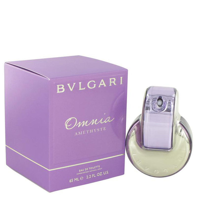 Omnia Amethyste by Bvlgari Eau De Toilette Spray 2.2 oz
