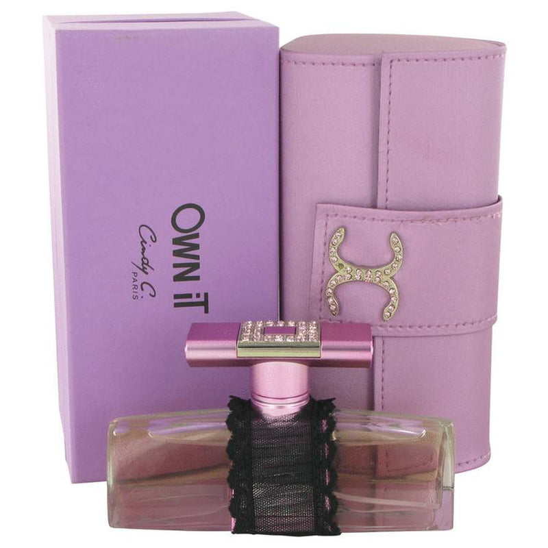 Own It by Cindy C. Eau De Parfum Spray 2.5 oz
