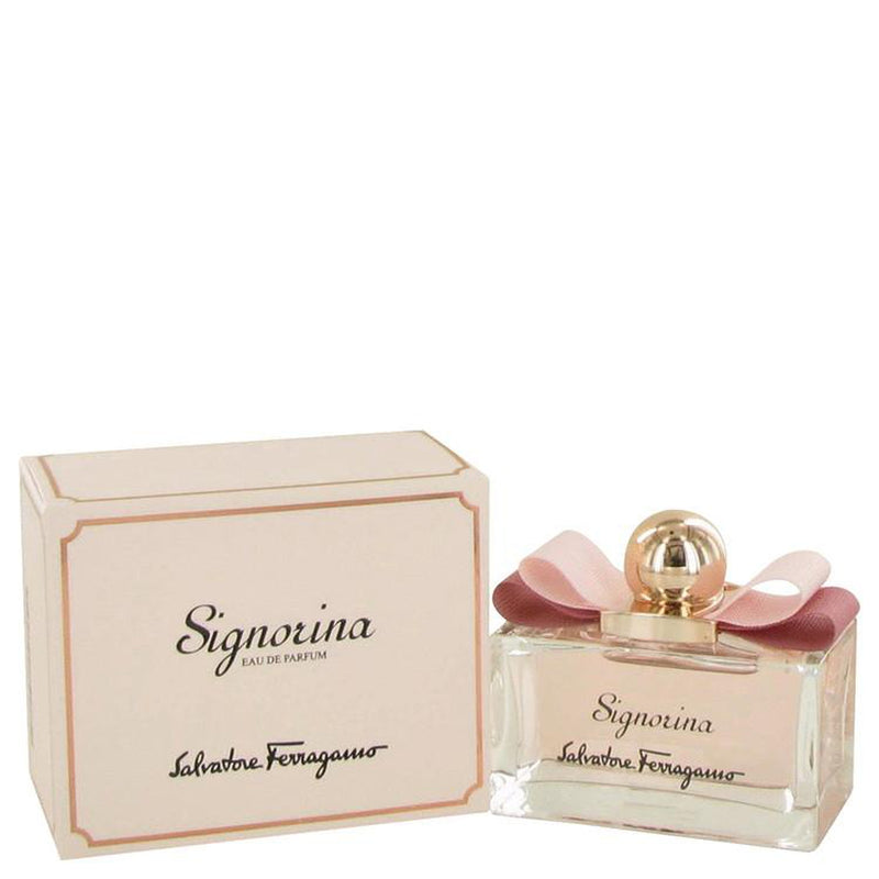 Signorina by Salvatore Ferragamo Eau De Parfum Spray 3.4 oz
