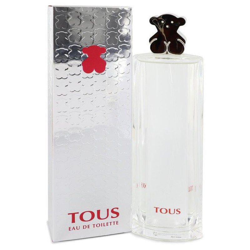 Tous by Tous Eau De Toilette Spray 3 oz