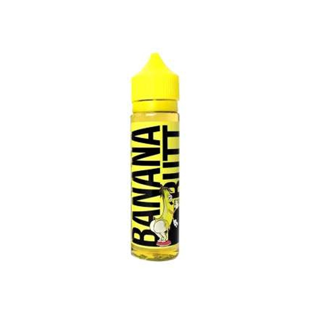 Banana Butt Left Cheek E-liquid (60ml)