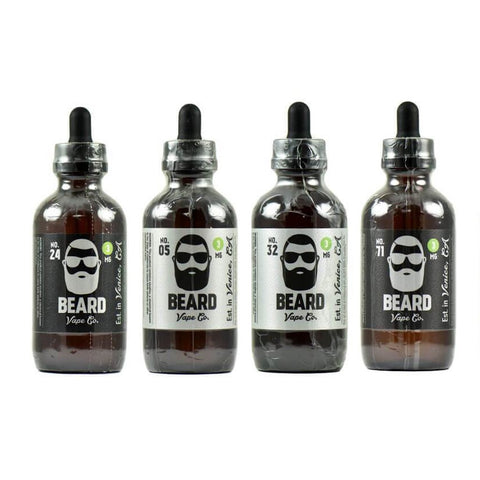 Beard Vape Co. E-Liquid Collection (120ml)