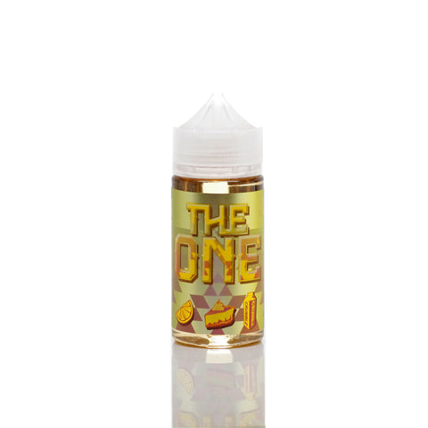 The One Lemon E-liquid by Beard Vape Co (100ml)