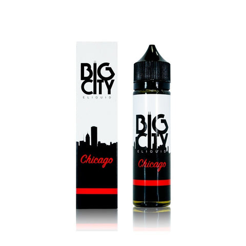 Chicago by Big City E-liquid (60ml)