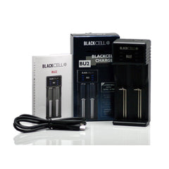 Blackcell BU2 Battery Charger (2 Bay)