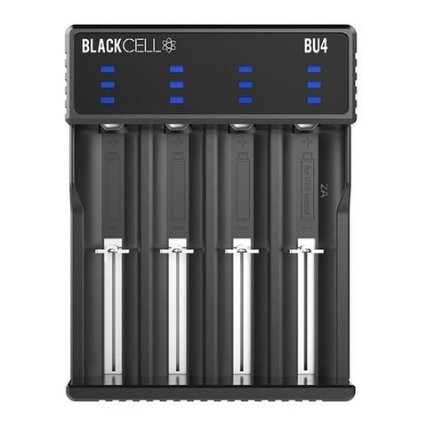 Blackcell BU4 Battery Charger (4 Bay)