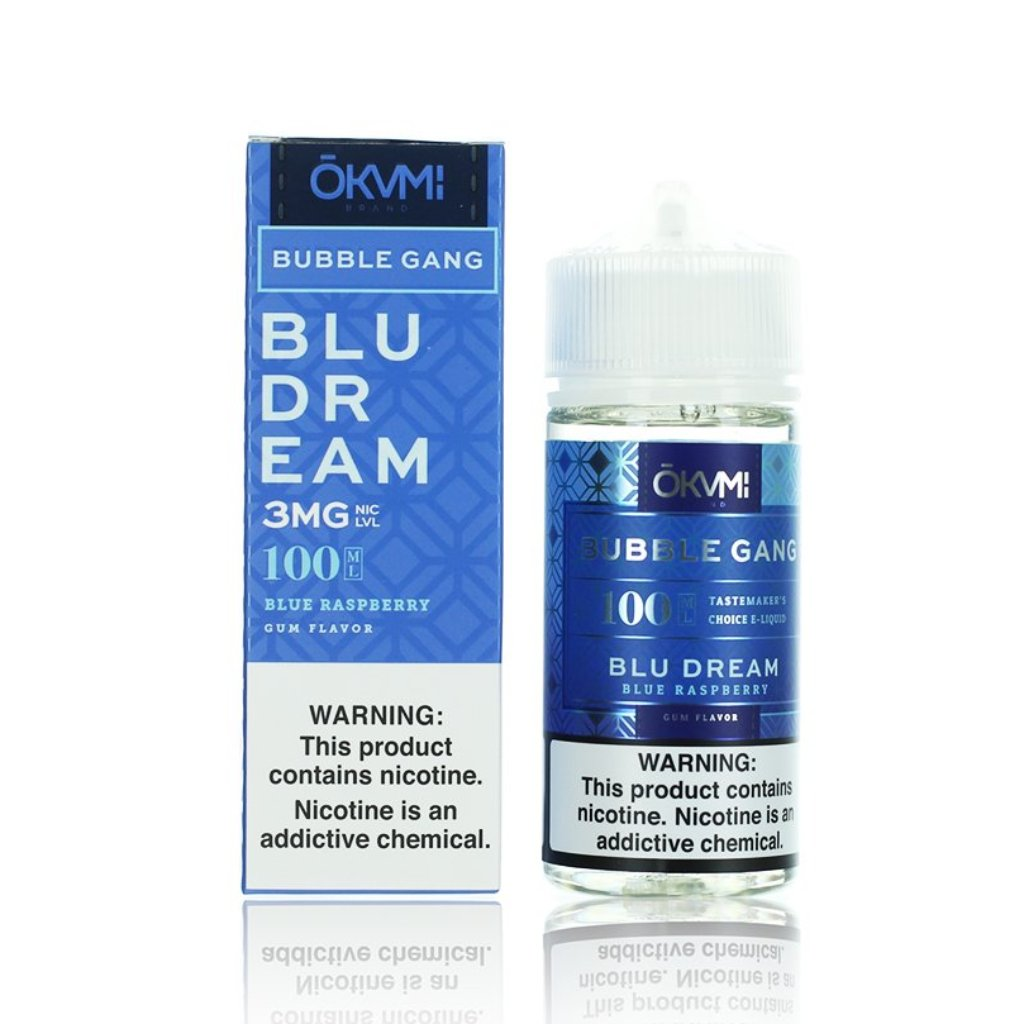 Blu Dream by Bubble Gang E-liquids (100ML)