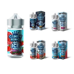 Belts ICE by Candy King E-liquids (100ML)