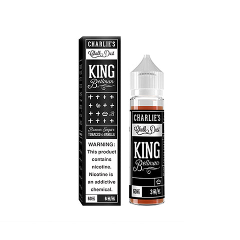 King Bellman by Charlie's Chalk Dust E-Liquid (60ML)