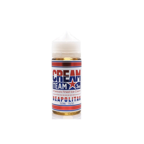 Neapolitan by Cream Team E-liquids (100ml)