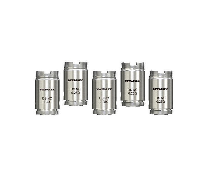 Wismec DS NC Replacement Coils (Pack of 5)