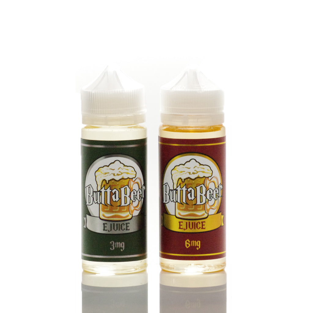 ButtaBeer E-Liquids Collection (120ml)