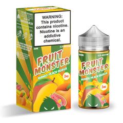 Fruit Monster Mango Peach E-liquid (100ML)
