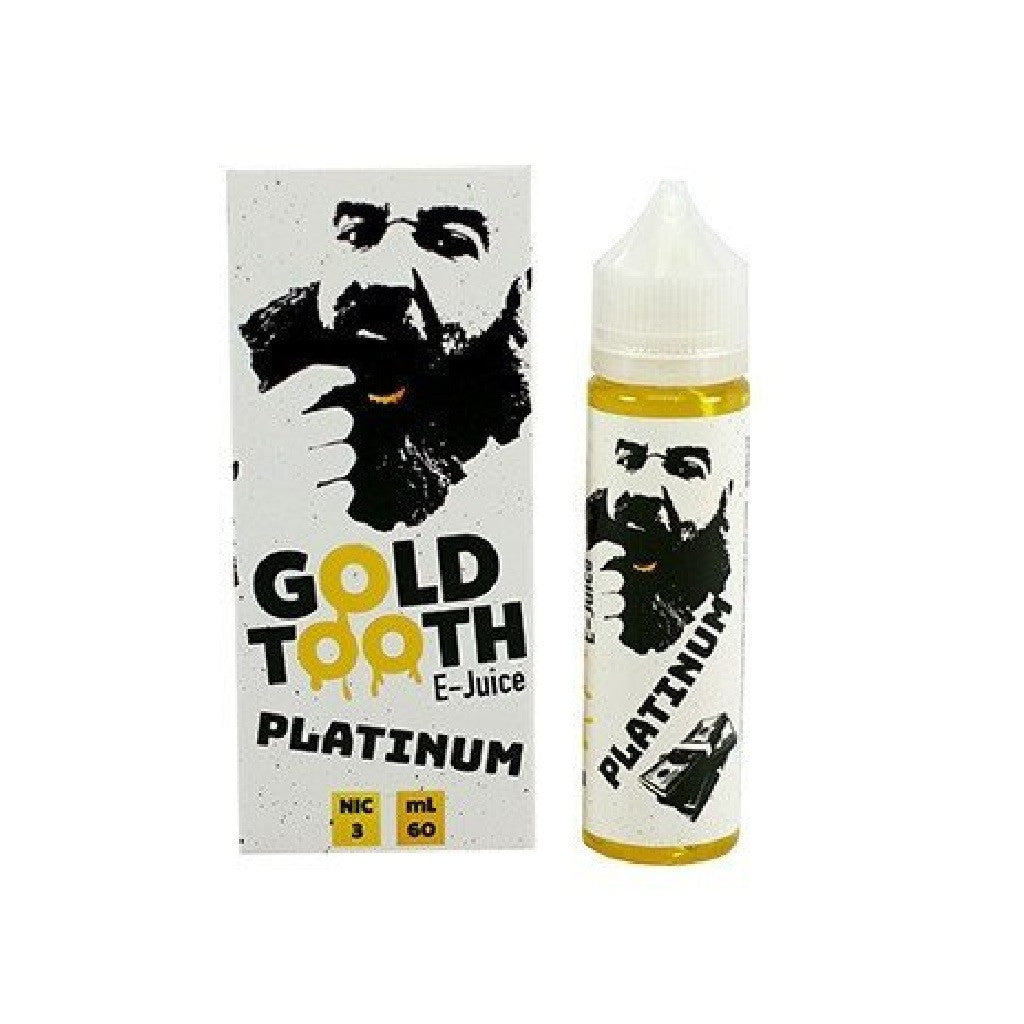 Platinum by Gold Tooth 60ml