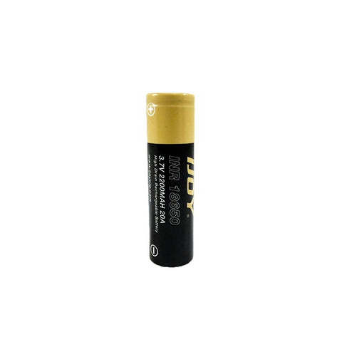 iJoy INR18650 2200mAh 20A Battery Cell (1 Pack)