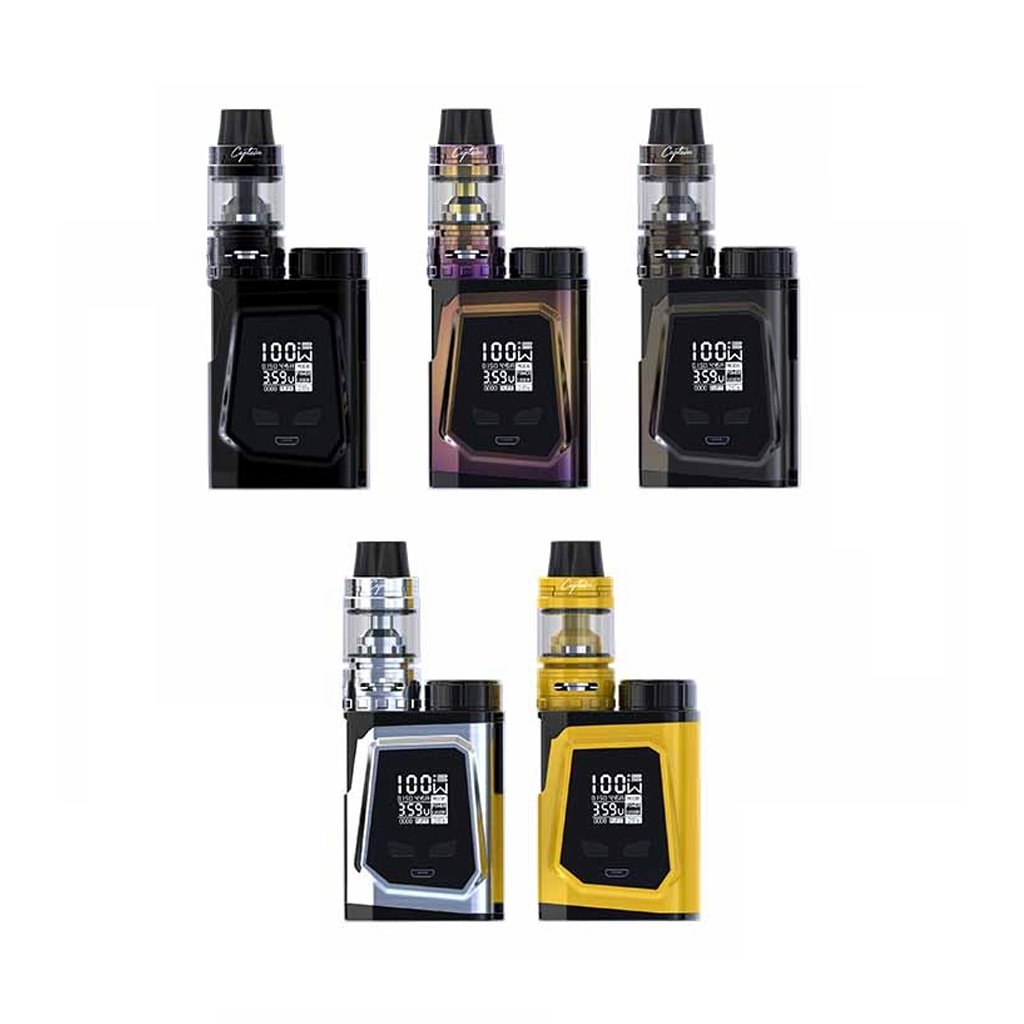 iJoy CAPO 21700 100 TC Full Kit