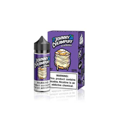 Johnny Creampuff Blueberry E-liquid (100ML)