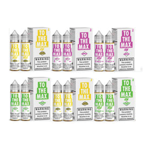To The Max E-liquid Collection (120ML)