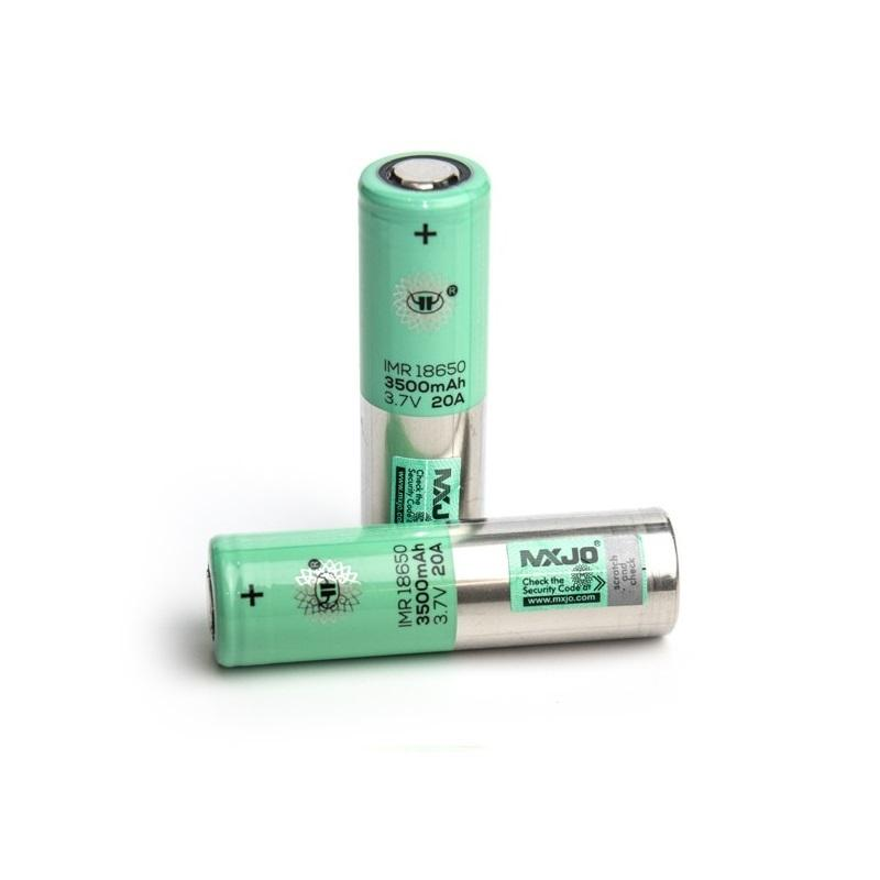 MXJO 3500mah 20A 18650 Battery (1 Pack)