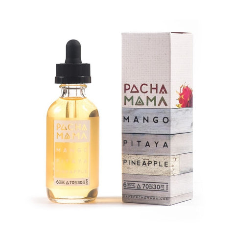 Pachamama Mango Pitaya Pineapple by Charlie's Chalk Dust E-liquid (60mL)