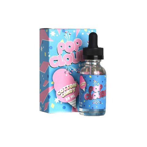 Pop Clouds E-liquid Cotton Candy (60mL)