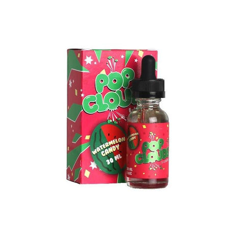 Pop Clouds E-liquid Watermelon Candy (60ml)