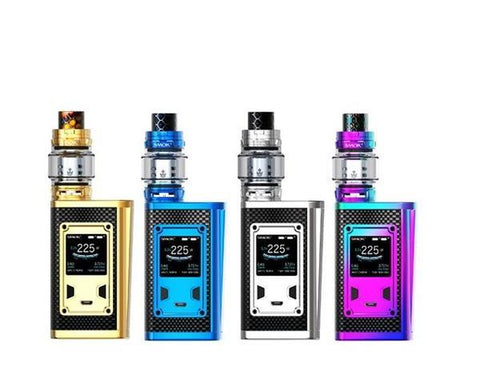 Smok Majesty Kit Luxe Edition with TFV12 Prince (Carbon Fiber Version)